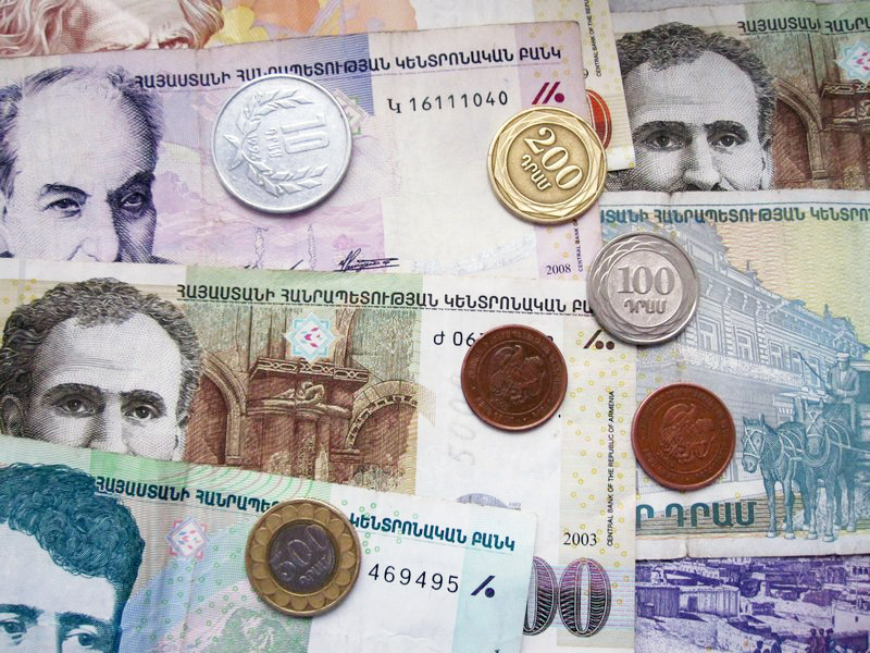 Currency Exchange In Armenia