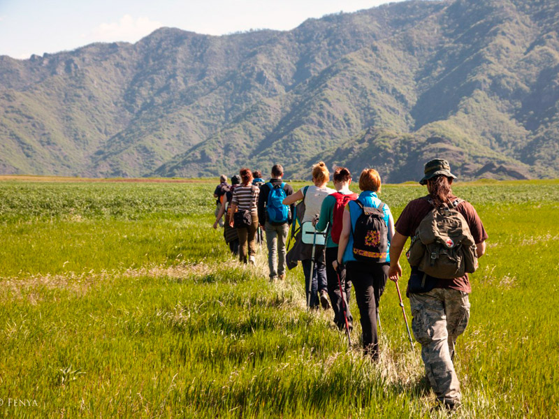 Trekking in Armenia