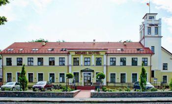 Memel Hotel (Klaipeda)