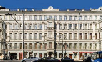 Nevskiy Eclectic Hotel