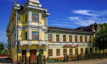 Selivanov Restaurant & Hotel
