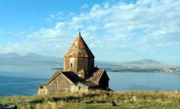 Holiday at Lake Sevan