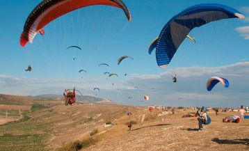 Paragliding Open Cup in Armenia