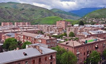 The towns of Armenia