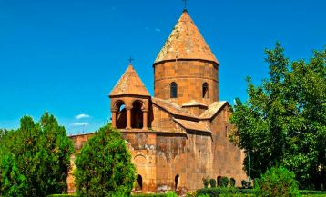 Saint Shoghakat Church