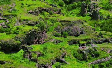 Пещерный город Тех