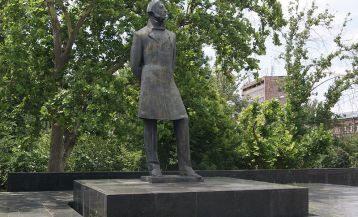 Monument of Mikael Nalbandyan