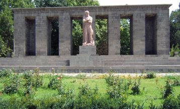 Monument of Stepan Shahumyan