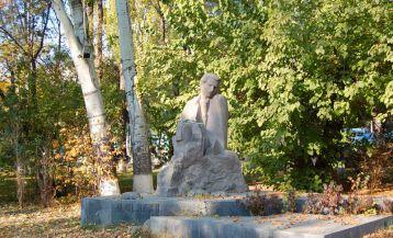 Памятник Ваан Терьяну