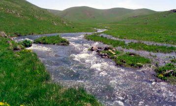 Река Воротан