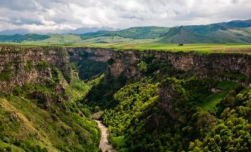 Река Дзорагет