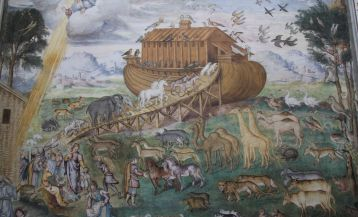The Legend of Noah's Ark Relic