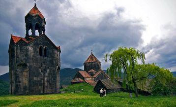 The Legend of Haghpat Monastery