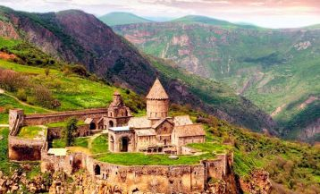 The Legends of Tatev Monastery