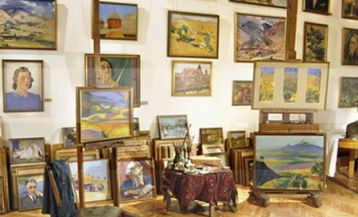 House-Museum of Martiros Saryan