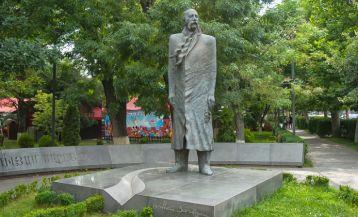 Памятник Вильяму Сароян