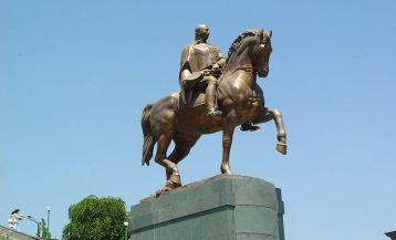 Monument to Hovhannes Bagramyan