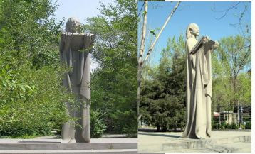 Monument to Armen Tigranyan