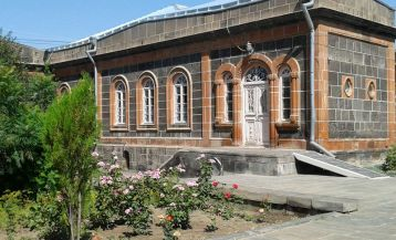 House-museum of Hovhannes Shiraz