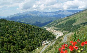 Urlaub in Dilidschan