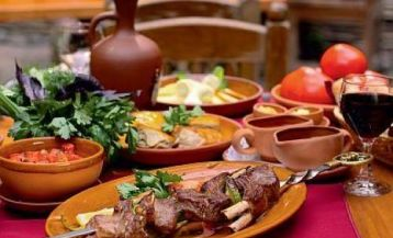Armenian National Cuisine