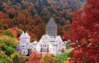 Voyage en Arménie d'automne pour 4 jours