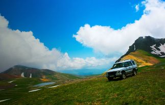 Jeep Tour in Armenien
