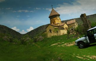 Jeep Tour Armenien und Georgien