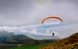 Paragliding Tour in Armenien