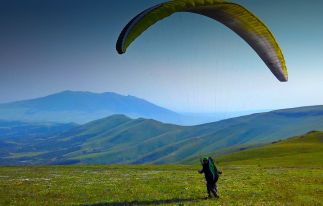 Paragliding Training – 11 days