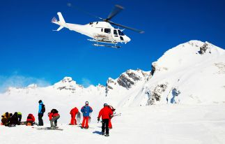 Heliskiing Tour in Armenia
