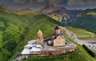 Tour to Azerbaijan, Georgia and Armenia in 31 days