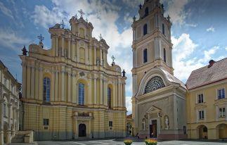 Tour to Lithuania, Latvia, Estonia and  Kaliningrad